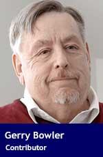 Gerry Bowler