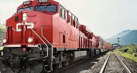 CP Rail reports record third-quarter revenue