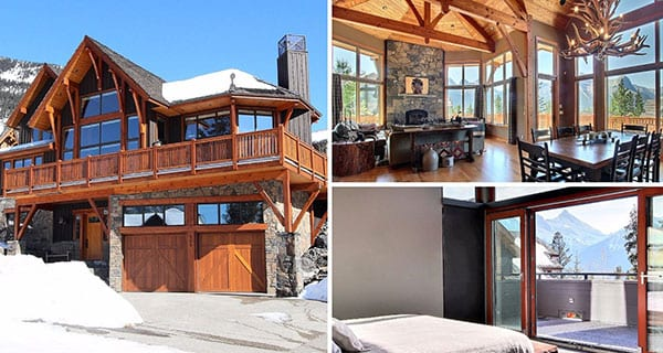 Canmore leads recreational property price rises in Alberta