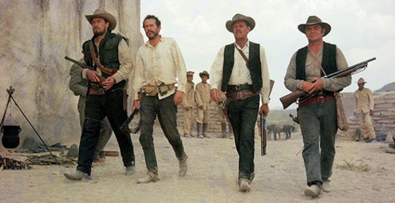 Wild Bunch showed True Grit in demythologizing the Old West