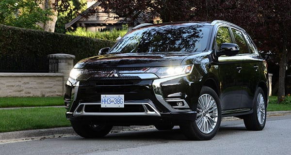 Mitsubishi Outlander PHEV brings power to the people
