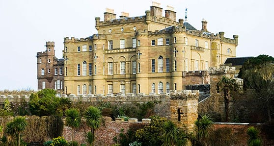 Five of the best castle stays in Scotland