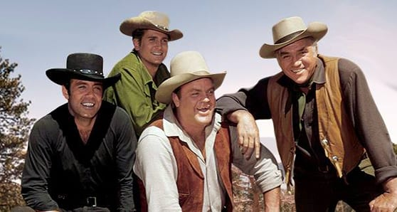 When TV westerns ruled the roost