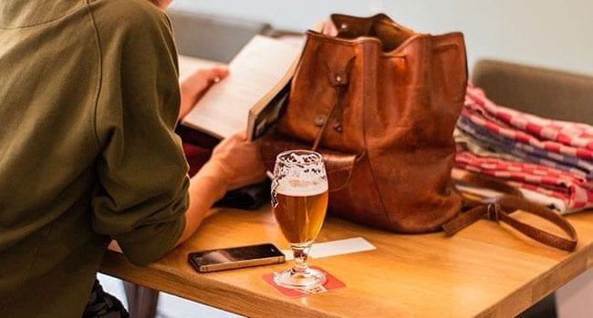 Sampling Trappist Monastery beers in Belgium