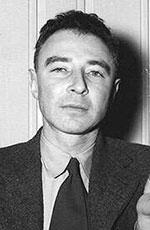Robert Oppenheimer and the atomic bomb