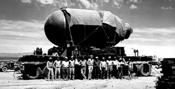 The building of the Atomic Bomb Part 3