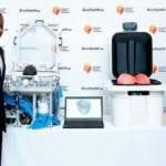 lung transplant evoss system