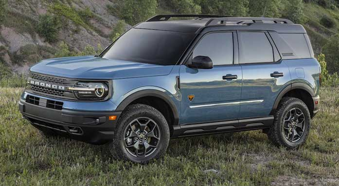Revived Ford Bronco is worth celebrating