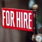 for hire hiring sign job work labour
